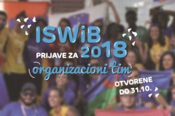 ISWiB 2018 ORG team