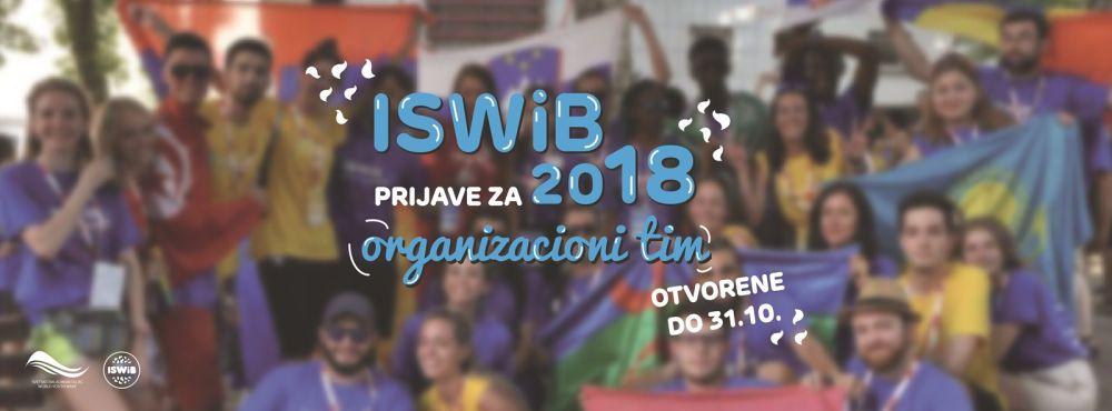ISWiB 2018 ORG team