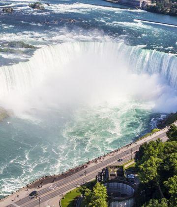 Најчувенији водопади на свету