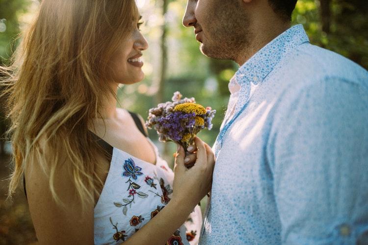 цвеће, љубав