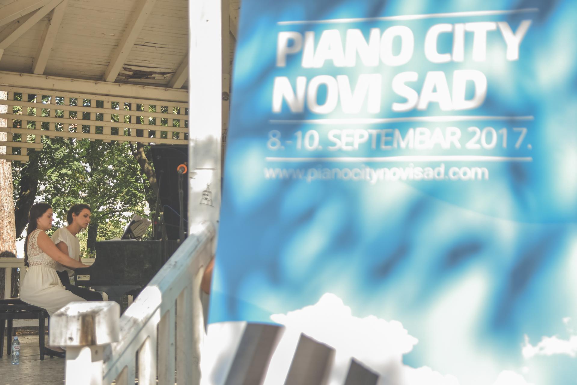 Piano City фестивал у Новом Саду