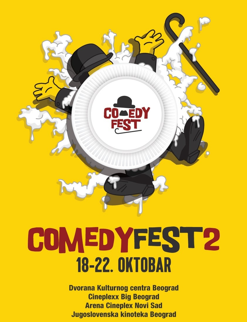 Comedy Fest 2 poster