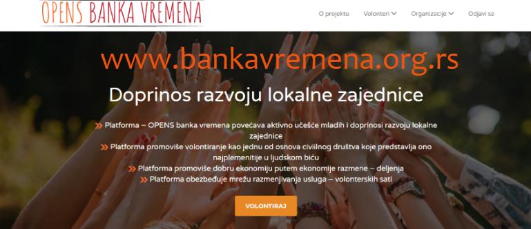 ОПЕНС банка времена